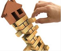 2014年房价下跌,将打破房地产泡沫