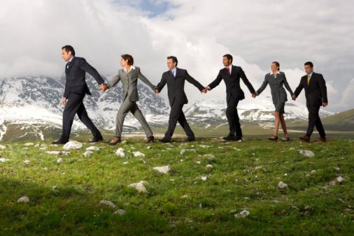 领导力的价值观表现形式