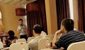 李子睦在武汉分享小程序运营推广和商业模式创新公开课