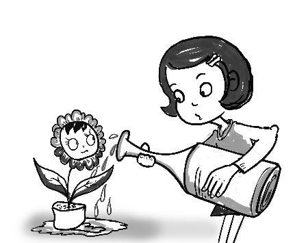 动漫卡通漫画头像450_355纹眉漫画图图片